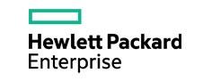 Hewlett Packard Enterprises logo